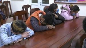 Lào Cai: 16 đối tượng xuất cảnh trái phép bị tạm giữ