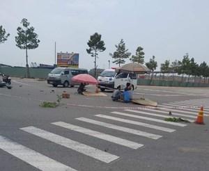 Bình Dương: Điều tra nguyên nhân vụ tai nạn giao thông làm 2 người thiệt mạng