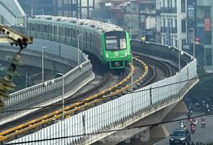 Đường sắt Cát Linh – Hà Đông: Bao giờ thì tàu chạy?