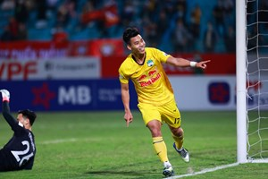 Vòng 5 V-League 2021: Nhiều điểm nhấn