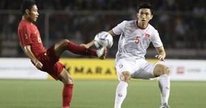 Những tuyển thủ Việt Nam sẽ vắng mặt ở cuộc đấu với Indonesia