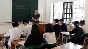 Giúp học sinh tiếp cận bài học sáng tạo