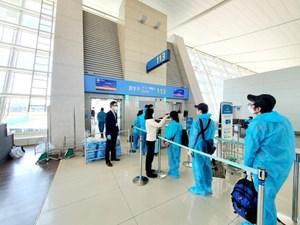 Đăng ký lại nguyện vọng về nước theo các chuyến bay được hỗ trợ