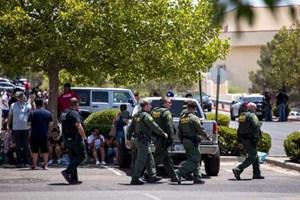 Mỹ: Nhiều người bị thương trong vụ xả súng tại bang Texas.
