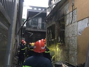 Nhân chứng vụ hỏa hoạn 8 người chết: 'Nhà cháy như ngọn đuốc'