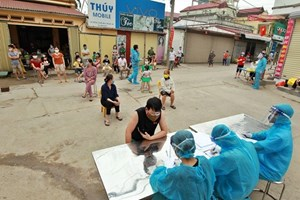 Lịch trình dày đặc của 20 ca mắc Covid-19 tại Đà Nẵng ngày 12/5