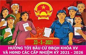 Hà Nội: Hướng dẫn tổ chức tiếp xúc cử tri phù hợp yêu cầu phòng dịch