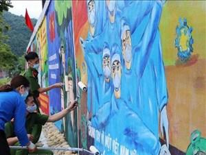 Khởi động Chiến dịch thanh niên tình nguyện hè tại Lai Châu