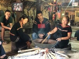Làng Văn hoá – Du lịch các dân tộc Việt Nam tổ chức Ngày hội gia đình