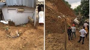 Yên Bái: Sạt lở đất , 1 phụ nữ tử vong