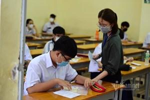 TP Hồ Chí Minh: Chưa thể tổ chức thi vào lớp 10