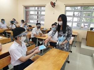 TP Hồ Chí Minh giữ nguyên phương án tuyển sinh vào lớp 10