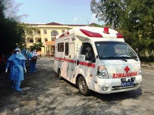 Quảng Nam: Sẵn sàng các phương án nếu bệnh nhân Covid-19 tăng cao