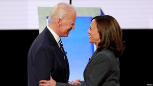 Cuộc đua vào Nhà Trắng: Cặp đôi Biden - Harris