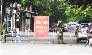 Đà Nẵng: Phong tỏa, cách ly hàng loạt tổ dân phố