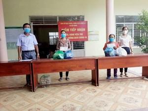 Đà Nẵng: Lao động ngoại tỉnh liên hệ MTTQ các cấp để được hỗ trợ