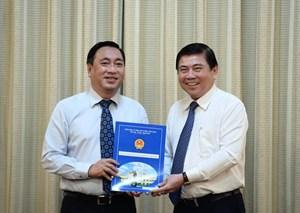 TP HCM: Ông Phạm Thành Kiên tái đắc cử Bí thư Quận ủy Quận 3