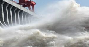 Trung Quốc thông báo xả lũ liên tục 8 tiếng trên sông Hồng