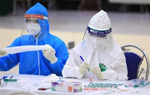 Bộ Y tế xác nhận ca nhiễm Covid-19 liên quan đến Bệnh viện E