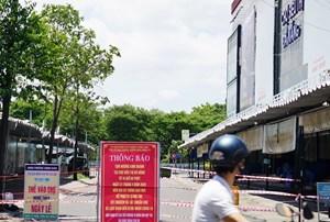 Đà Nẵng: Tìm người liên quan ca Covid-19 từng đến 2 chợ dân sinh