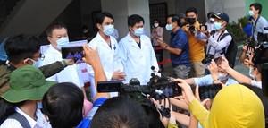 Bệnh viện Đà Nẵng khôi phục hoạt động như thế nào?