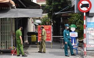 Đà Nẵng: Phong tỏa khu dân cư có 6 người trong gia đình nhiễm Covid-19