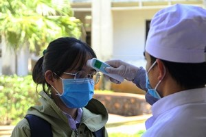 Đà Nẵng: Xét nghiệm 14.000 người trước kỳ thi tốt nghiệp THPT đợt 2