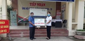 CDC Quảng Nam tiếp nhận Tủ an toàn sinh học cấp II