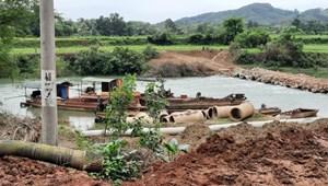Vụ doanh nghiệp ngăn sông mở đường trái phép: UBND tỉnh Lạng Sơn nói gì?