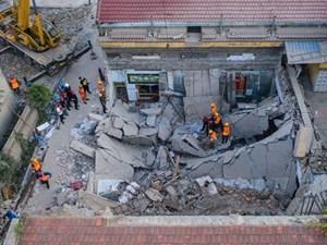 29 người thiệt mạng trong vụ sập nhà hàng tại Trung Quốc