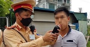 Hơn 400 tài xế 'ma men' bị CSGT xử lý trong dịp nghỉ lễ 2-9