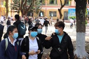 [ẢNH] Thí sinh tại Đắk Lắk sẵn sàng cho kỳ thi THPT 2020 đợt 2