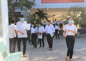 Quảng Nam: Đề thi môn Toán đợt 2 vừa sức, có tính phân loại thí sinh
