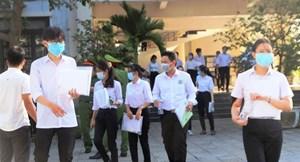 Quảng Nam: Đề thi tổ hợp KHXH vừa sức, thí sinh phấn khởi