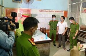 Bắt một đại gia ở Đà Nẵng liên quan vụ 'cho mượn' 22 sổ đỏ