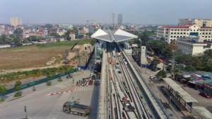 Dự án đường sắt đô thị Nhổn - ga Hà Nội: Khi nào cán đích?