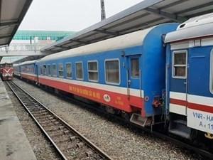 Đường sắt chạy lại tuyến Hà Nội - Vinh, tăng tần suất tuyến Hà Nội - Hải Phòng