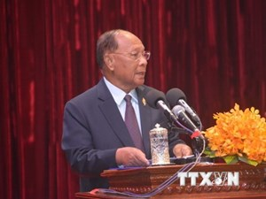AIPA 41: Campuchia ủng hộ sáng kiến của Việt Nam về nghị sỹ trẻ