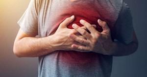 Những dấu hiệu 'đỏ' cảnh báo cơn đau tim