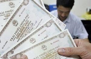 Huy động thêm 7646 tỷ đồng trái phiếu Chính phủ