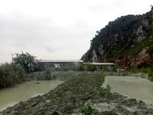 Thanh Hóa: Nhiều xưởng đá hoạt động trái phép