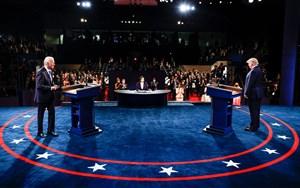 Bầu cử Mỹ: Căng thẳng vòng tranh luận cuối