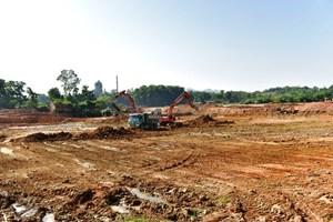 Thúc tiến độ dự án Khu liên hiệp xử lý rác thải Nam Sơn giai đoạn 2