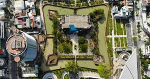 Chiêm ngưỡng cổ thành với tường cao, hào sâu giáp biển Đà Nẵng