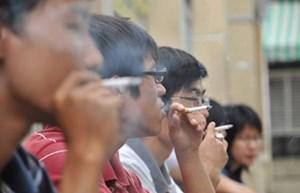 Giật mình với số người hút thuốc thụ động