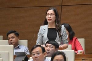 [VIDEO] Tranh luận tại Quốc hội: 'Tôi chịu trách nhiệm về lời nói của mình'