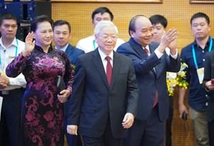 [ẢNH] Khai mạc Hội nghị Cấp cao ASEAN lần thứ 37