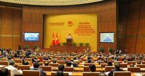 Khai mạc Hội nghị cán bộ toàn quốc tổng kết công tác tổ chức ĐH Đảng bộ các cấp