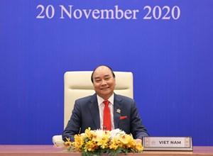 Tầm nhìn APEC đến năm 2040 - Dấu mốc mới định hướng tương lai