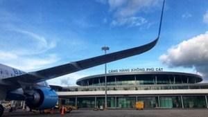 Đề xuất nâng cấp sân bay Phù Cát